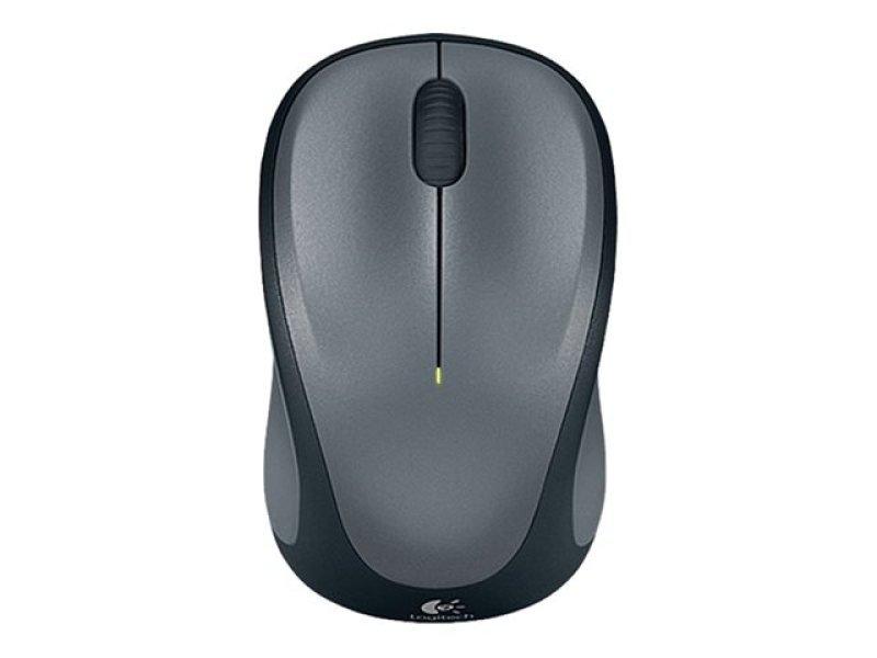 Logitech Wireless Mouse M235 - Dark Silver