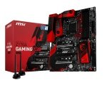 MSI Z170A Gaming M9 ACK Socket LGA1151 HDMI DisplayPort 7.1-Channel HD Audio ATX Motherboard