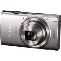 Canon IXUS 285 HS Camera Silver 20.2MP 12x Zoom FHD 25mm Wide WiFi