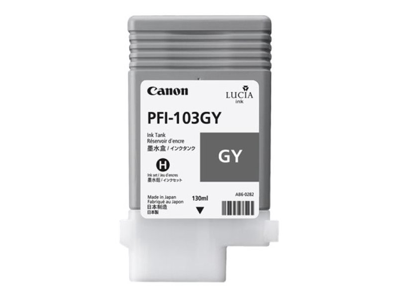 Canon PFI 103 GY Ink tank