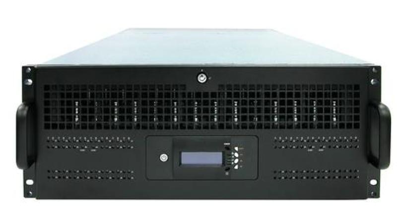 QSAN P600Q-D460 SFP+ 10GbE iSCSI-SAS 60-Bay 4U SAN System