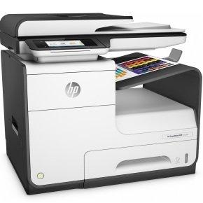 HP Pagewide 377dw Multifunction Wireless Colour Inkjet Printer
