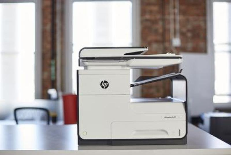 HP Pagewide 377dw Multifunction Wireless Colour Inkjet Printer