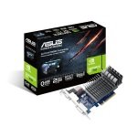 EXDISPLAY Asus GeForce GT 710 2GB DDR3 VGA DVI-D HDMI PCI-E Graphics card