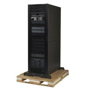 APC NetShelter SX 42U 600mm Wide x 1200mm Deep Enclosure with Sides Black