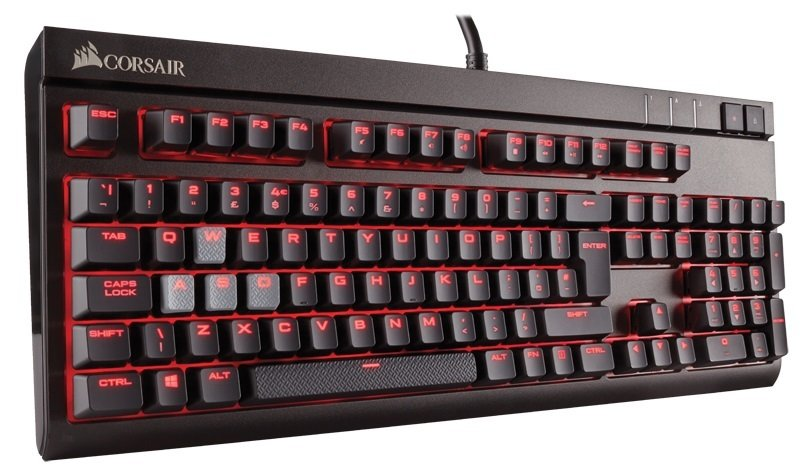 Corsair Gaming STRAFE MX Silent Mechanical Keyboard