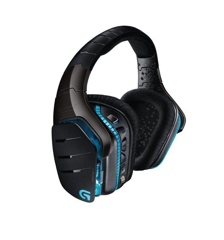 Image of Logitech Gaming Wireless Headset G933 Artemis Spectrum