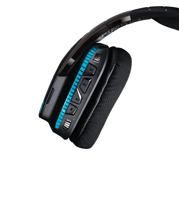 Logitech Gaming Wireless Headset G933 Artemis Spectrum