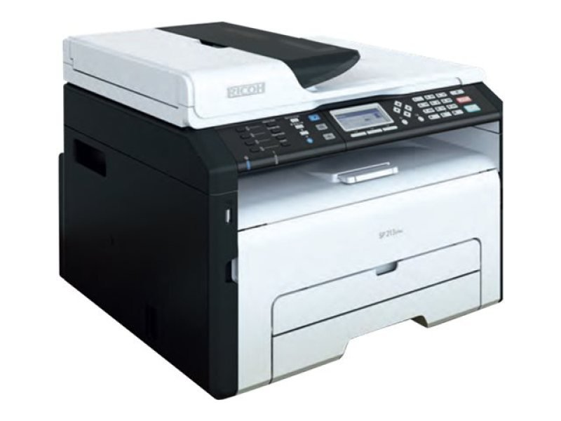 Ricoh SP 211SF Mono All-in-one Laser Printer