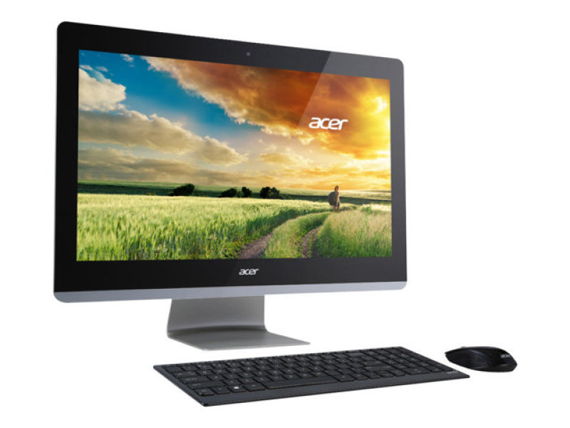 Aspire Z3710 Windows 10 Intel Core i74785T 12GB 2TB 23.8 FHD  Intergrated Touch Screen