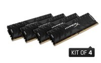 HyperX Predator 16GB (4x4GB) 3000MHz DDR4 CL15 DIMM Memory Kit
