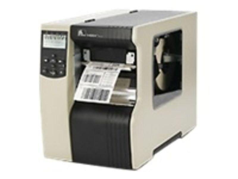 Zebra Xi Series 140Xi4 - Label printer - B/W - thermal transfer - Roll (20.3 cm) - 203 dpi - capacity: 1 rolls - parallel, serial, USB, 10/100Base-TX