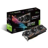 Asus GTX 1080 STRIX GAMING 8GB GDDR5X Graphics Card