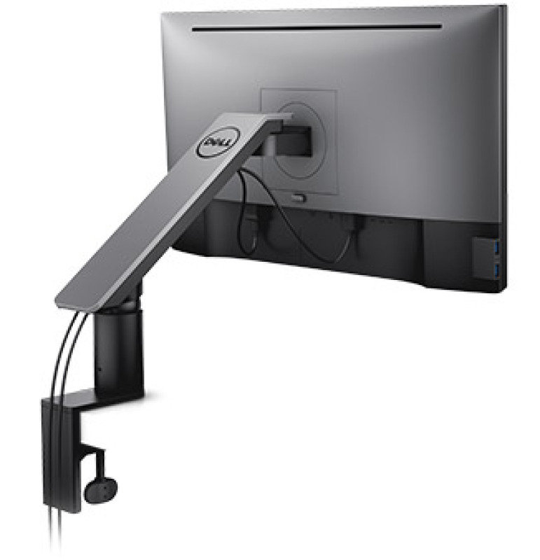 "Dell UltraSharp U2417HA 24"" IPS Monitor with Arm"