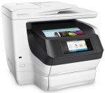 HP Officejet Pro 8740 All-in-One Multifunction Wireless Inkjet Printer