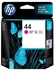 HP 44 42ml Magenta Ink Cartridge - 51644ME