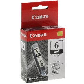 Canon BCI-6BK Ink Cartridge - Black
