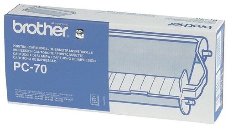 Brother PC70 Cartridge Kit 140 Pages