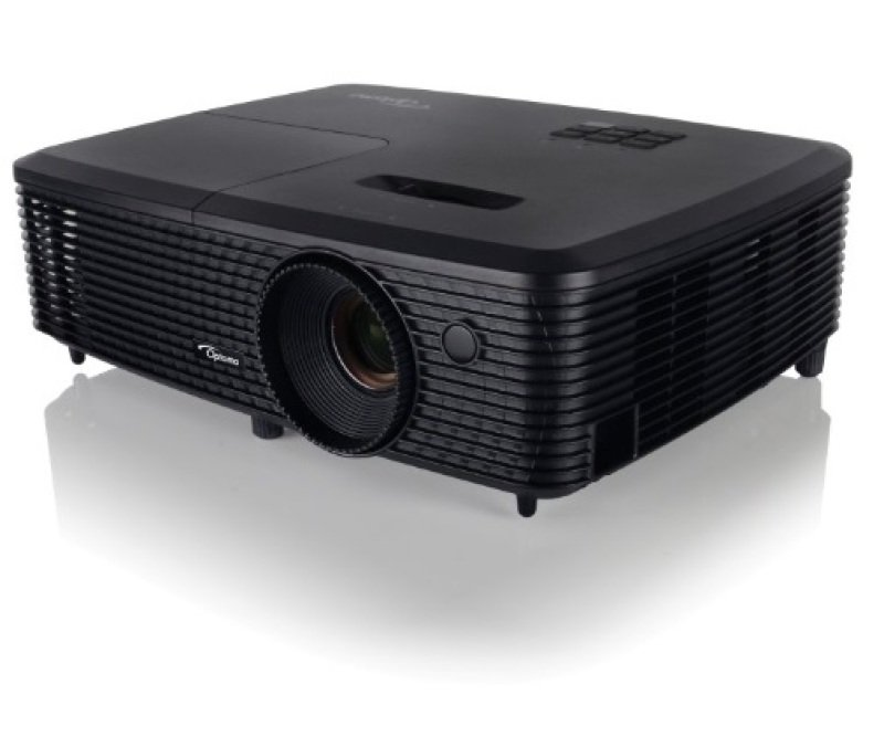 Compare prices for Optoma S321 Projector SVGA 800 X 600 3200 Ansi Lumens 3d 1.94 - 2.16 1 Throw Ratio.