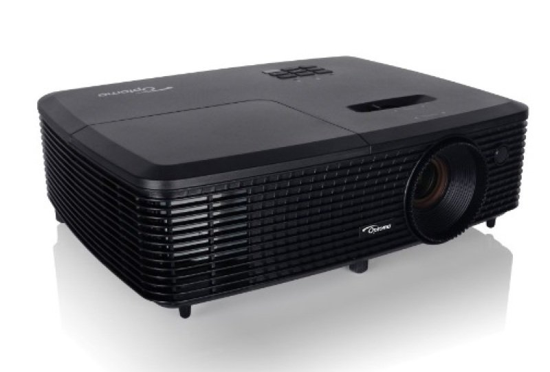 Optoma Ds348 Svga Dlp  Projector  With Hdmi  3000 Lumens  Full 3d  Exc127790 (cable)