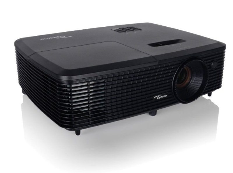 Optoma Dx349 Xga Dlp  Projector  With Hdmi  3000 Lumens  Full 3d