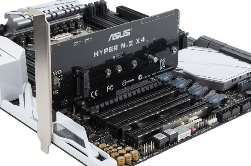 Asus X99-DELUXE II Socket LGA 2011-v3 8-Channel HD Audio ATX Motherboard