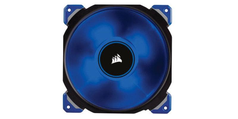 Corsair Air ML140 Pro 140mm Case Fan LED, Blue