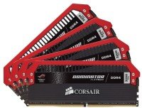 Corsair Dominator Platinum ROG Edition 16GB (4 x 4GB) DDR4 DRAM 3200MHz C16 Memory Kit