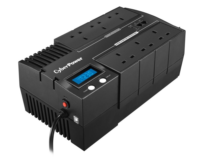 CyberPower BRICs LCD Line Interactive 1000va/600w AVR UPS