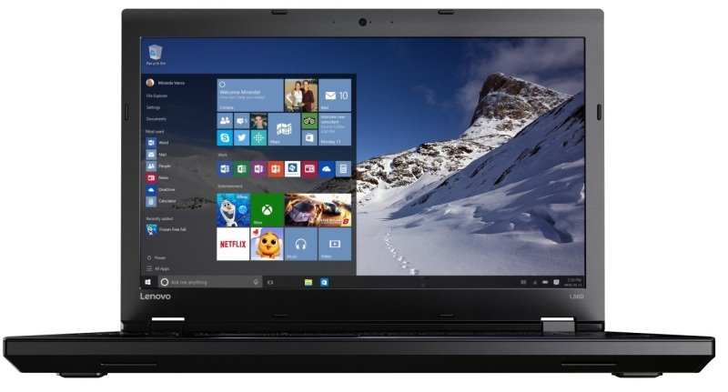 "Image of Lenovo ThinkPad L560 Laptop, Intel Core i5-6200U 2.3GHz, 8GB RAM, 192GB SSD, 15.6"" FHD, DVDRW, Intel HD, WIFI, Webcam, Windows 7 + 10 Pro 64bit"
