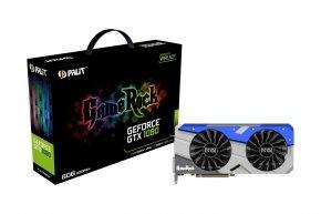 Palit GeForce GTX 1080 GameRock 8GB Graphics Card