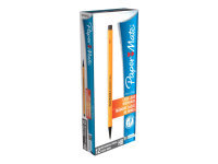 Papermate Yellow Non-Stop Automatic Pencils (12 Pack)