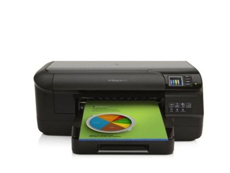 Image of HP Officejet Pro 8100 Wireless Colour Inkjet Printer