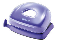 Rexel Joy 2 Hole Punch Purple 2104033
