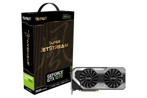 Palit GeForce GTX 1070 Super JetStream 8GB GDDR5 Dual-LInk...