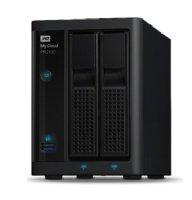 Wd My Cloud Pr2100 0tb 2-bay Deskop Nas