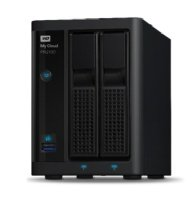 Wd My Cloud Pr2100 4tb 2-bay Desktop Nas