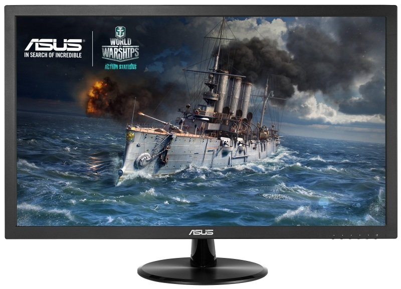 Asus VP228TE 21.5 1080p 1ms DVI monitor