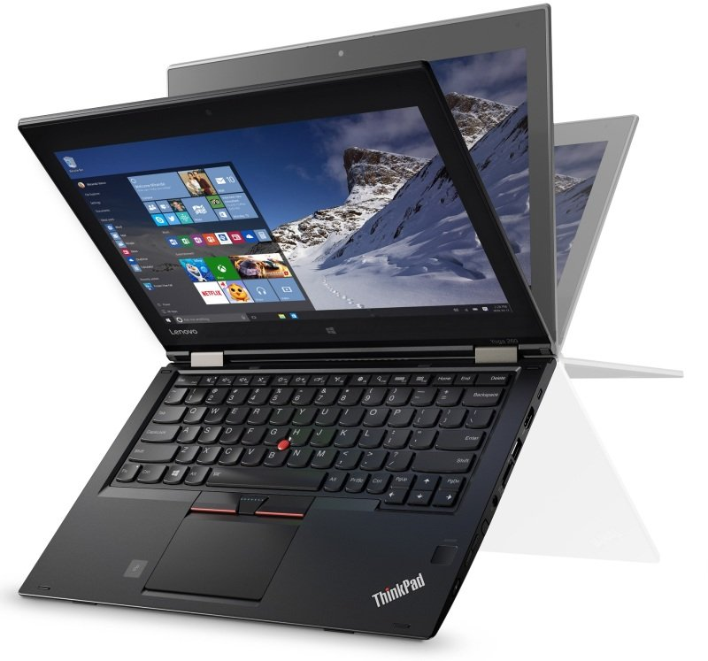 Lenovo ThinkPad Yoga 260 2-in-1 Laptop