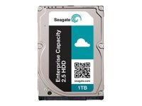"Seagate Enterprise Capacity 1TB 2.5"" Hard Drive - 512E SAS 7200RPM"