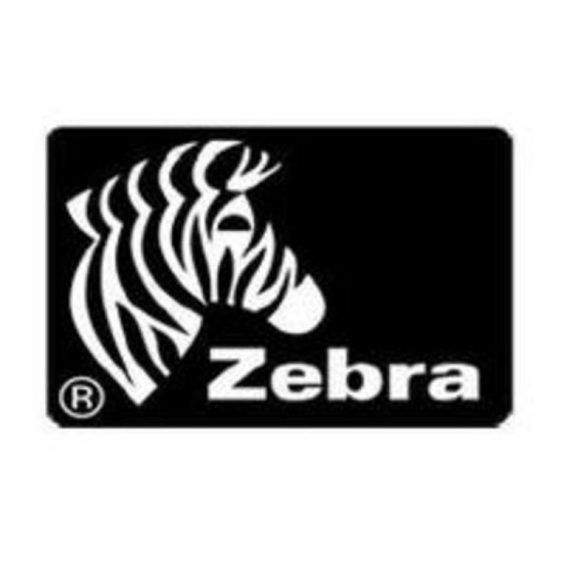 Zebra Premier Recycle PVC Card White - 5 Packs of 100