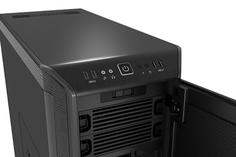 Be Quiet Dark Base 900 Black ATX Case