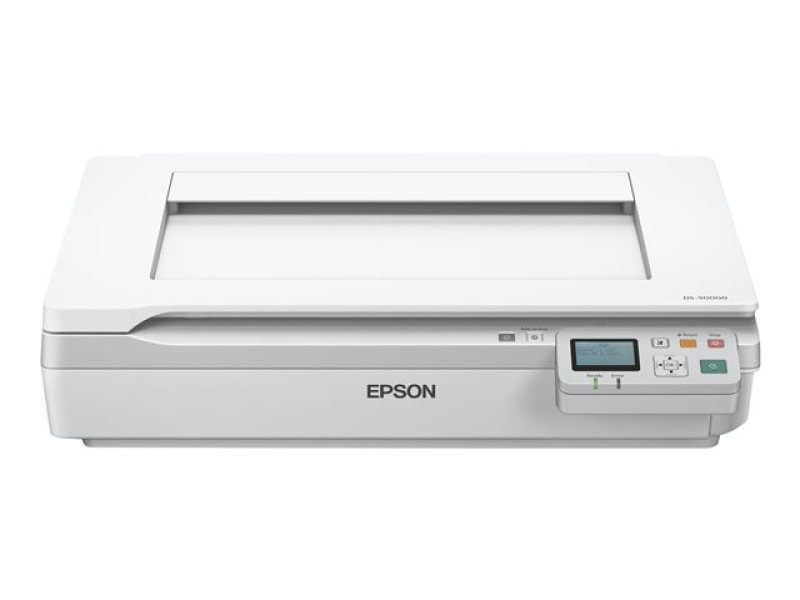 Epson WorkForce DS-50000N Colour Flatbed Scanner