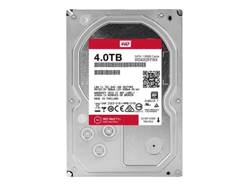 WD Red Pro Hard drive 4TB SATA 6Gb/ s