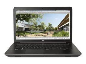 HP ZBook 17 i7-6700HQ 17.3 8GB/256 PC Core i7-6700HQ, 17.3 FHD AG LED UWVA, UMA, 4GB DDR4 RAM, 256GB SSD, Bluetooth, 6 Cell Battery, Fingerprint Reader, Windows 10 Professional downgraded to Windows 7 Pro 64, 3 Year Warranty United Kingdom - UK English lo