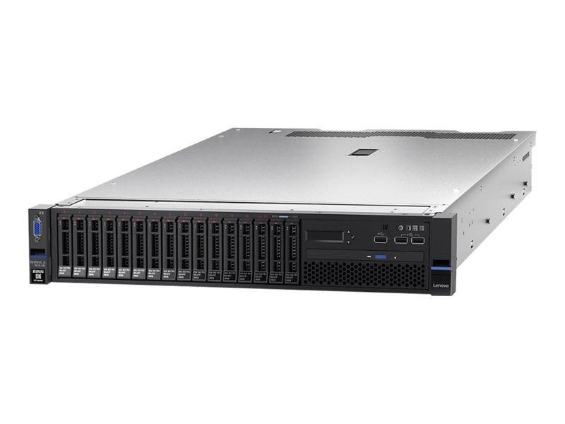 Lenovo System x3650 M5 8871 Xeon E5-2630V4 2.2GHz 16GB RAM 2U Rack Server