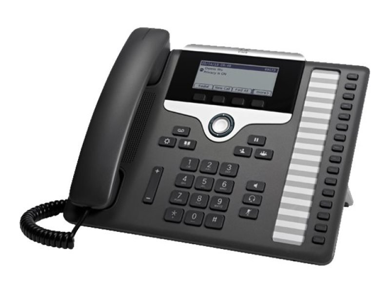 Cisco IP Phone 7861 VoIP phone