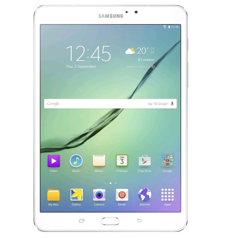 Image of Samsung Galaxy Tab S2 32GB Wi-Fi Tablet - White