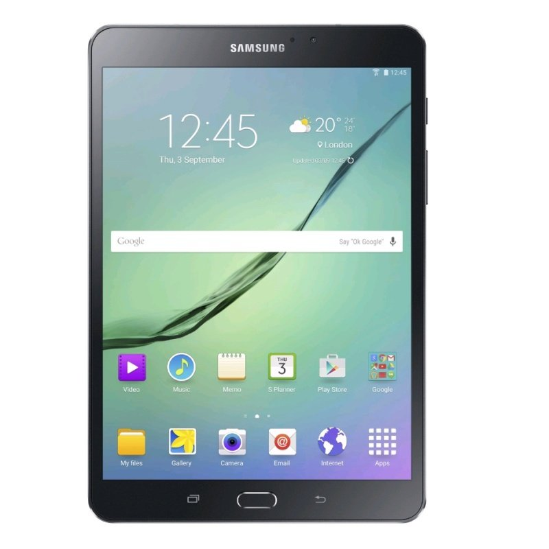 Image of Samsung Galaxy Tab S2 32GB Wi-Fi Tablet - Black