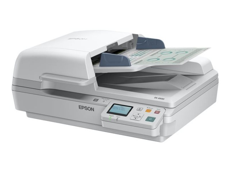 Epson WorkForce DS-7500N Document Scanners